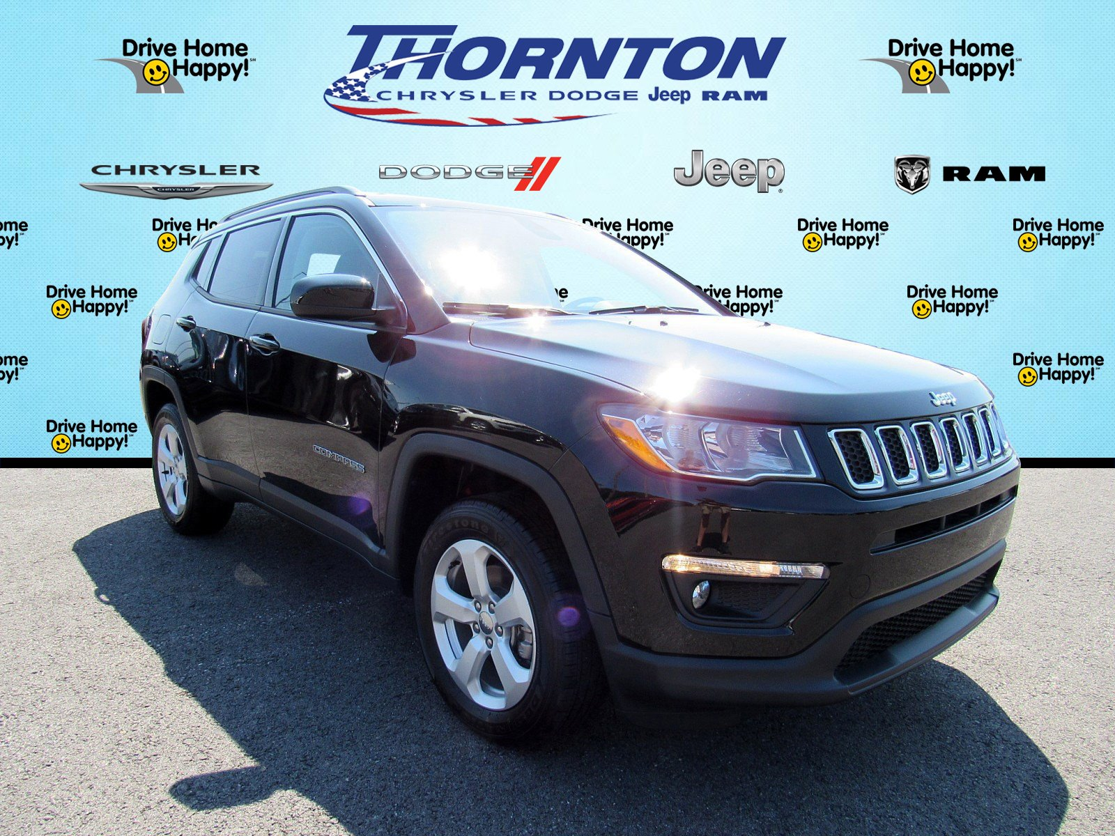 New 2018 Jeep Compass LATITUDE 4X4 Sport Utility For Sale/Lease Manchester/Red  Lion