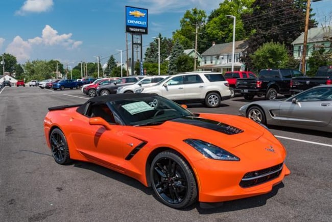 New 2019 Chevrolet Corvette Stingray Convertible For Sale/Lease Manchester/Red Lion