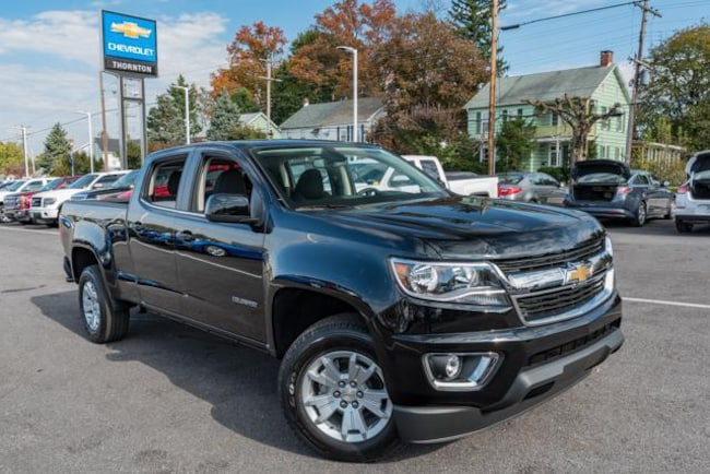 New 2019 Chevrolet Colorado LT Truck Crew Cab For Sale/Lease Manchester/Red Lion