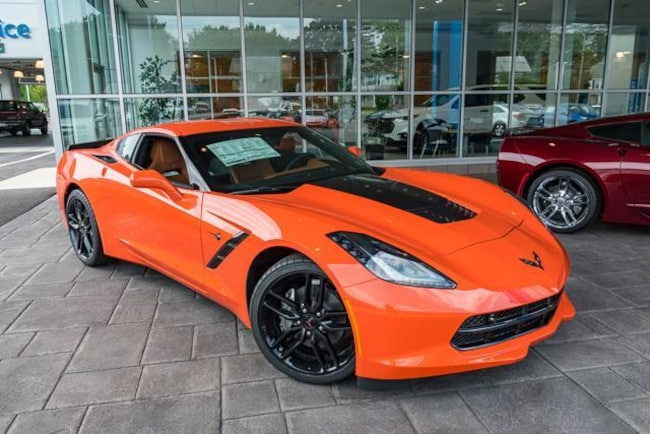 New 2019 Chevrolet Corvette Stingray Coupe For Sale/Lease Manchester/Red Lion