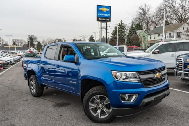New 2019 Chevrolet Colorado Z71 Truck Crew Cab For Sale/Lease Manchester/Red Lion