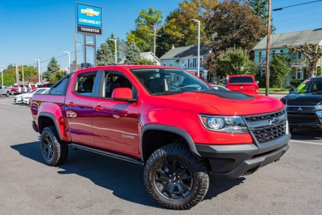 New 2019 Chevrolet Colorado ZR2 Truck Crew Cab For Sale/Lease Manchester/Red Lion