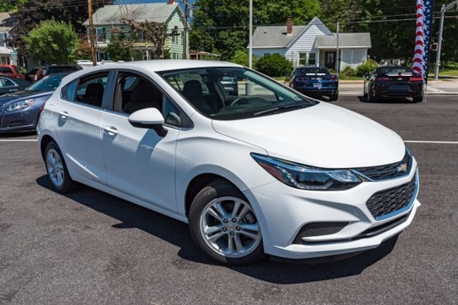 New 2018 Chevrolet Cruze LT Auto Hatchback For Sale/Lease Manchester/Red Lion