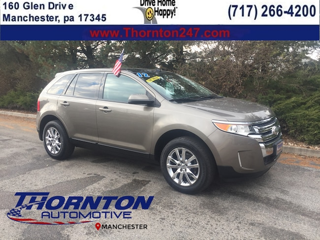Used 2012 Ford Edge SEL SUV For Sale near  near Manchester, Dover, York, Red Lion, Middletown, East York, Lancaster.