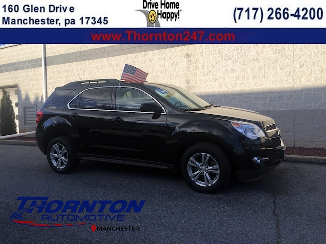 Used 2015 Chevrolet Equinox LT w/2LT SUV For Sale near  near Manchester, Dover, York, Red Lion, Middletown, East York, Lancaster.