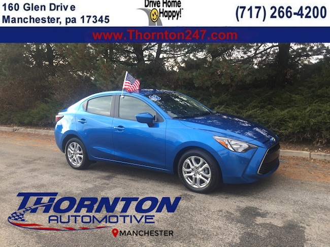 Used 2018 Toyota Yaris iA Base A6 Sedan For Sale near  near Manchester, Dover, York, Red Lion, Middletown, East York, Lancaster.