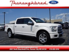 Used Vehicles for sale 2016 Ford F-150 Platinum Truck in Kansas City, MO