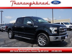 Used Vehicles for sale 2016 Ford F-150 Lariat Truck in Kansas City, MO