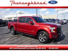Used Vehicles for sale 2015 Ford F-150 Lariat Truck in Kansas City, MO