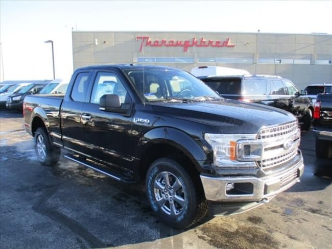 2018 Ford F-150 4WD XLT Supercab Truck