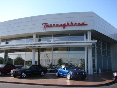 Thoroughbred Ford Dealership