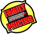 Thoroughbred Nissan Family Pricing