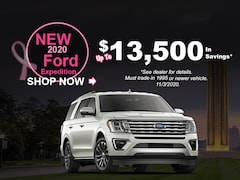 2020 Expedition: Up to $13,500 In Savings!