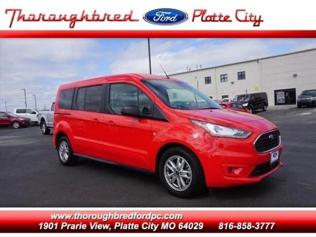 2019 Ford Transit Connect Wagon XLT Van