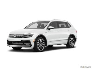 2019 Volkswagen Tiguan 2.0T SEL Premium R-Line AWD 2.0T SEL Premium R-Line 4Motion  SUV