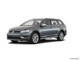2019 Volkswagen Golf Alltrack TSI SE AWD TSI SE 4Motion  Wagon 6A
