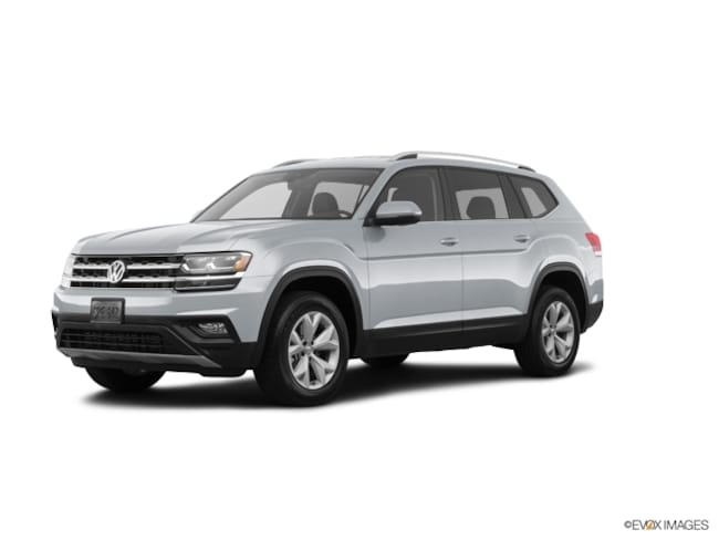 2019 Volkswagen Atlas 3.6 SE w/ Technology AWD V6 SE 4Motion  SUV w/Technology