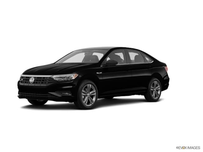 2019 Volkswagen Jetta 1.4T R-Line 1.4T R-Line  Sedan