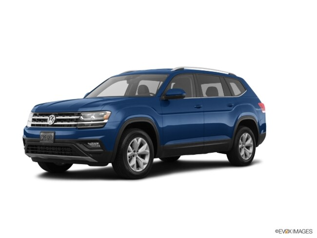 2019 Volkswagen Atlas 3.6 SE w/ Technology V6 SE  SUV w/Technology