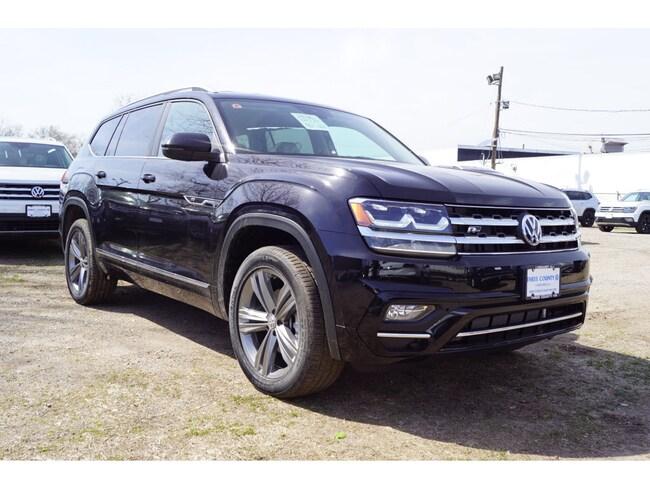 2019 Volkswagen Atlas V6 SE 4motion AWD V6 SE 4Motion  SUV w/Technology R-Line