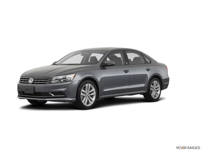 2019 Volkswagen Passat 2.0T Wolfsburg 2.0T Wolfsburg  Sedan