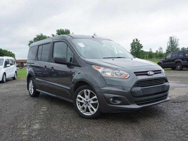2016 Ford Transit Connect XLT w/Rear Liftgate Wagon Wagon LWB