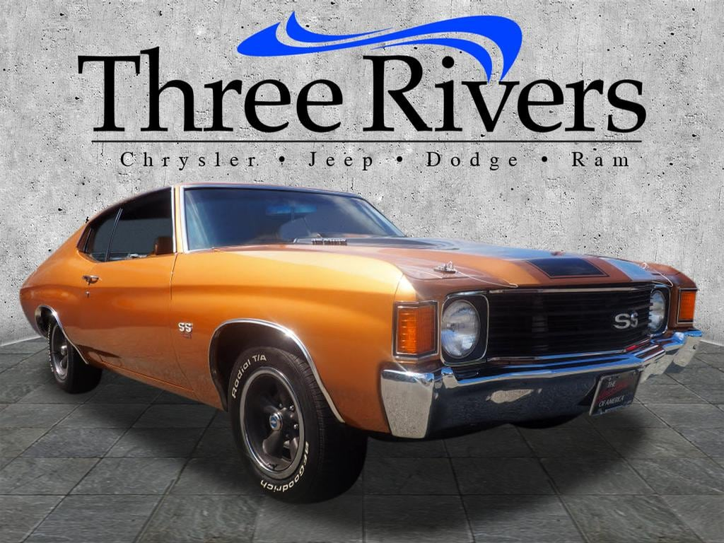 1972 Chevrolet Chevelle SS 454 SS Coupe 00001D37W2R512363