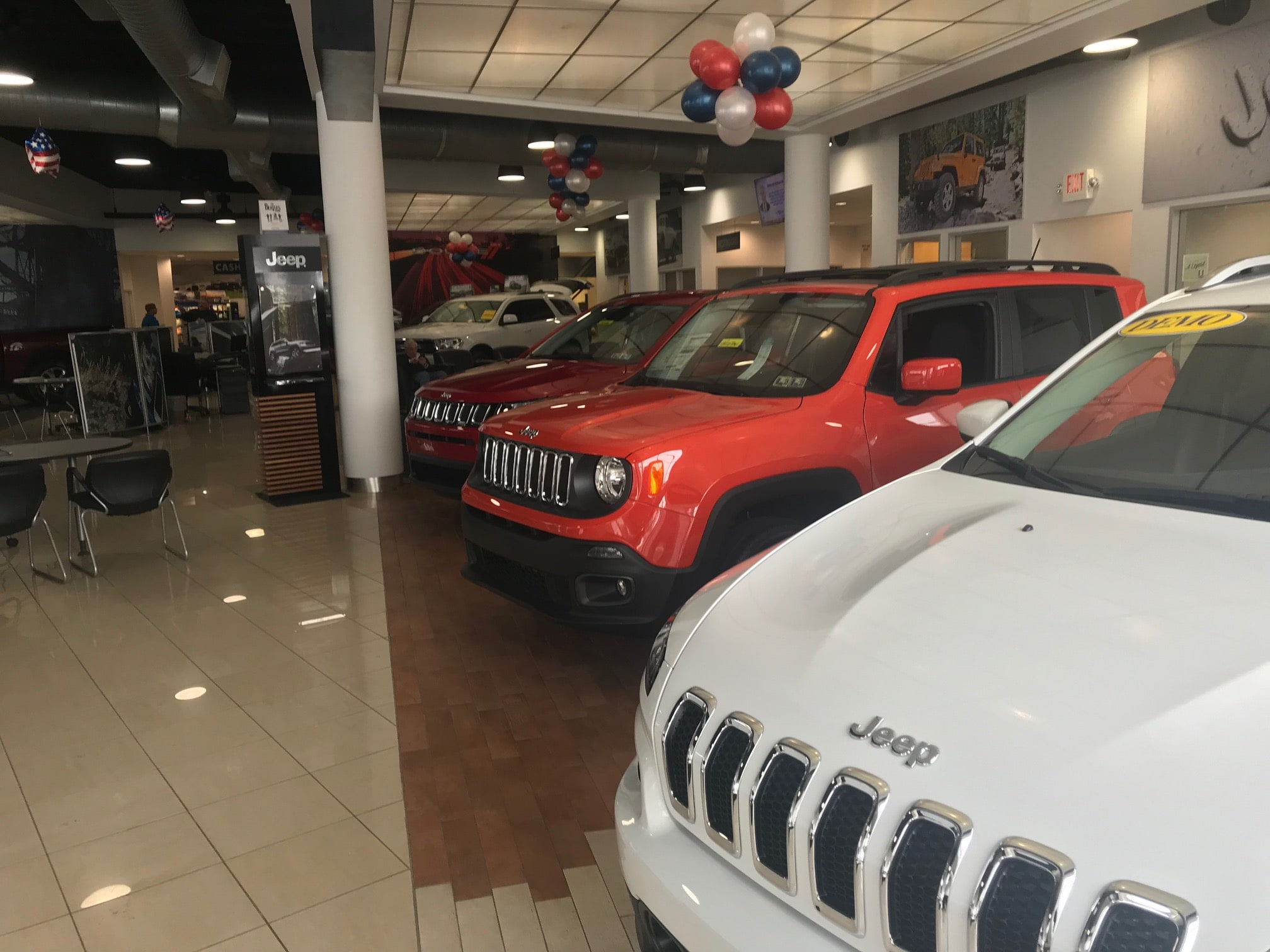 Perfect And After Youu0027ve Purchased Your Next Vehicle, Three Rivers Chrysler Jeep  Dodge Ram Doesnu0027t Go Anywhere. Instead, We Continue To Support You With An  Onsite ...