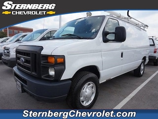 Used cars & trucks 2012 Ford E-250 Commercial Cargo Van CU5110 for sale near Evansville IN, Bedford IN, Owensboro KY