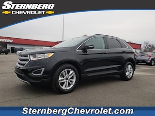 Used cars & trucks 2015 Ford Edge SEL SUV CU5093 for sale near Evansville IN, Bedford IN, Owensboro KY