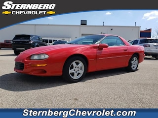 Bargain Used 1998 Chevrolet Camaro 2DR CPE coupe 353805A