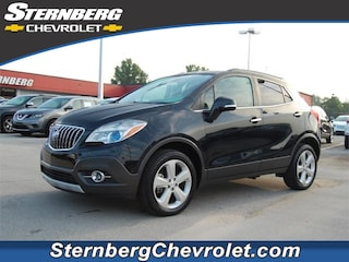 Used cars & trucks 2015 Buick Encore Leather SUV C5016 for sale near Evansville IN, Bedford IN, Owensboro KY