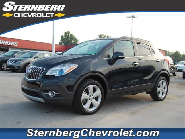 Used 2015 Buick Encore Leather SUV C5016