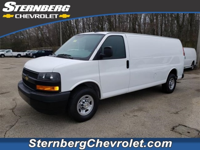 Used 2018 Chevrolet Express 2500 Work Van Cargo Van CU5324J