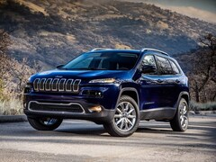 2014 Jeep Cherokee FWD 4dr Limited suv