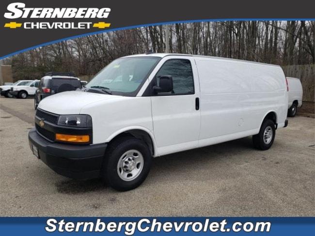 Used 2018 Chevrolet Express 2500 Work Van Cargo Van CU5323J