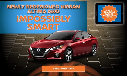 New Redesigned 2019 Nissan Altima AWD 3/7