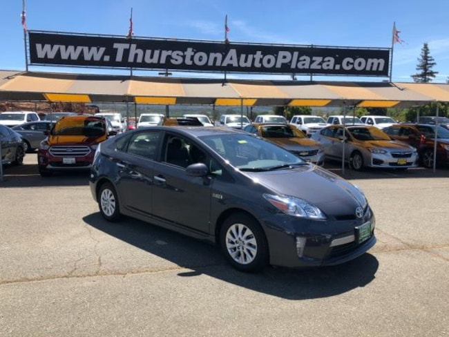 2015 Toyota Prius Plug-in Advanced Hatchback