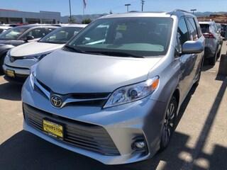 New 2020 Toyota Sienna XLE 7 Passenger Van