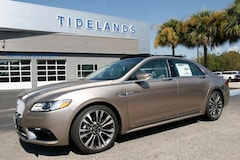 New Lincoln for sale 2018 Lincoln Continental Reserve Sedan in Pawleys Island, SC