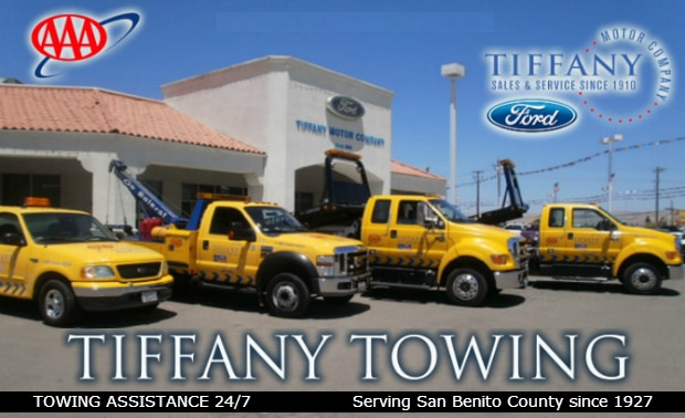 Tiffany Ford   Towing