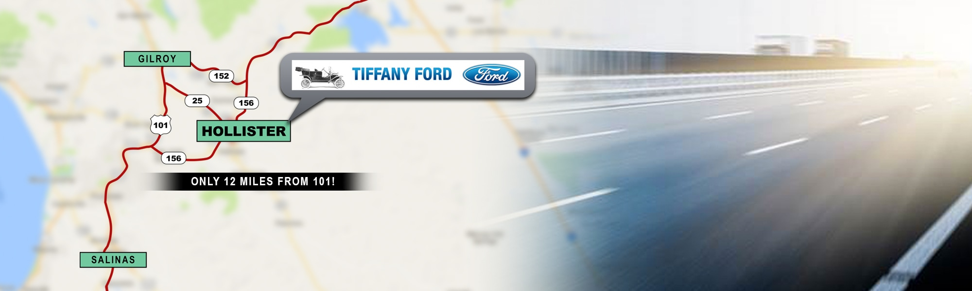 Tiffany Ford | Ford Dealership in Hollister CA