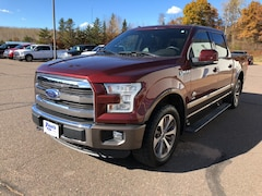 2015 Ford F-150 King Ranch 4x4 SuperCrew Cab Styleside 5.5 ft. box Truck SuperCrew Cab