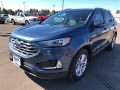 New 2019 Ford Edge SEL Crossover 39090F in Hayward, WI