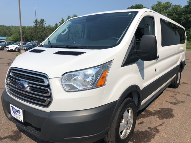 2017 Ford Transit-350 XLT w/Sliding Pass-Side Cargo-Door Low Roof  148 i Wagon Low Roof Wagon