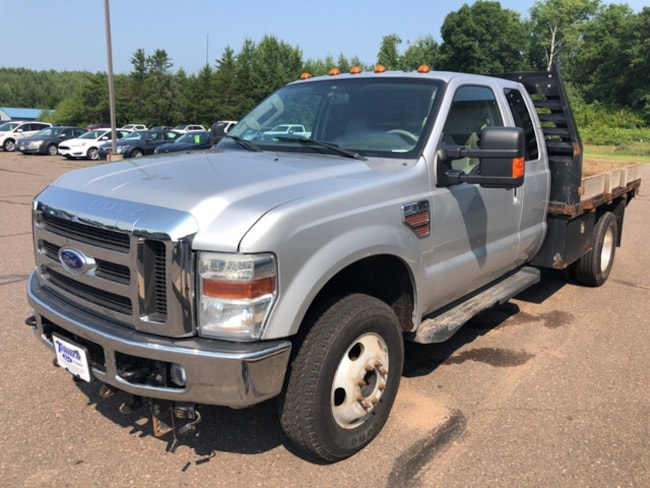 Used 2010 Ford F-350 Chassis Lariat 4x4  Super Cab 162 in. WB DRW Truck Super Cab For Sale in Hayward, WI