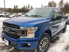 2018 Ford F-150 XLT 4x4 SuperCab Styleside 6.5 ft. box 145 in. WB Truck SuperCab Styleside