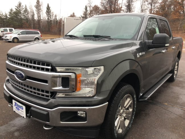 New 2018 Ford F-150 XLT Truck For Sale in Hayward, WI