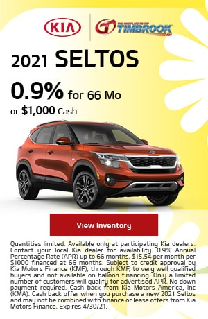 2021 Seltos - April