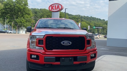 Used 2019 Ford F-150 Truck SuperCrew Cab for Sale in Cumberland, MD